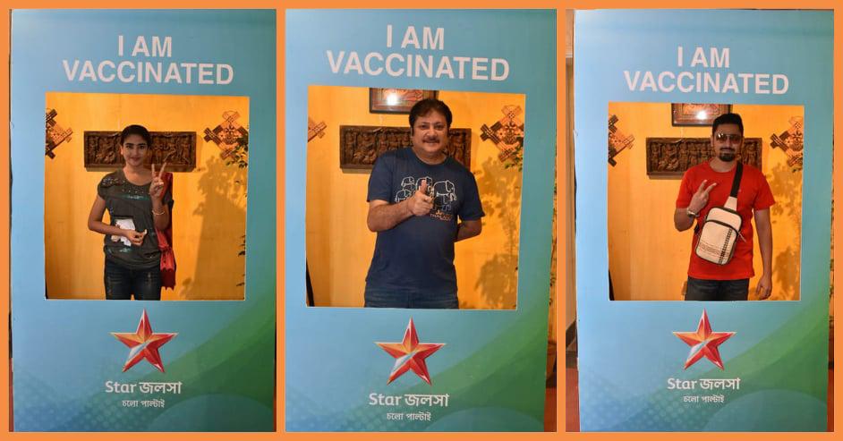 Star Jalsha Free Covid- Vaccination Drive