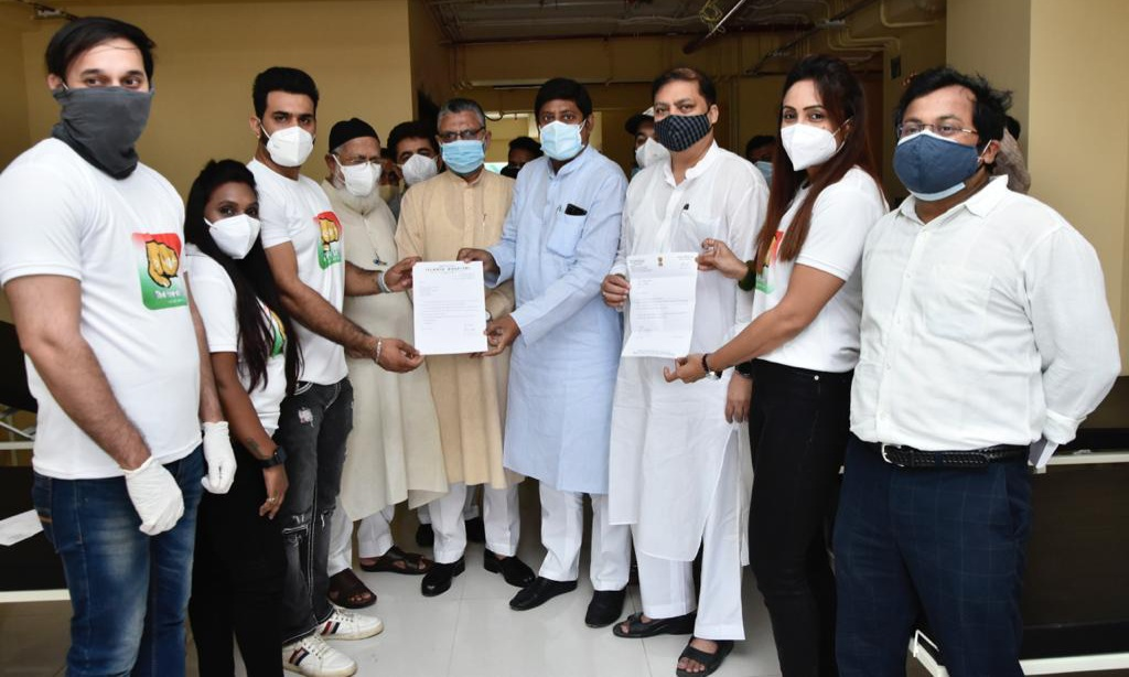 Power of Youth Foundation provides infrastructural support to Covid patients of Islamia Hospital