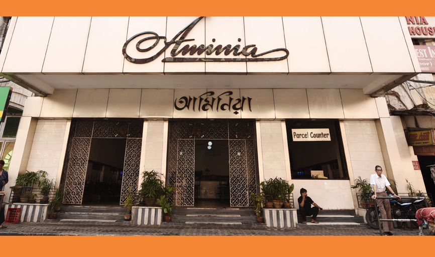 Kolkata's favourite Mughlai chain Aminia🍽️ re-opens with all safety measures