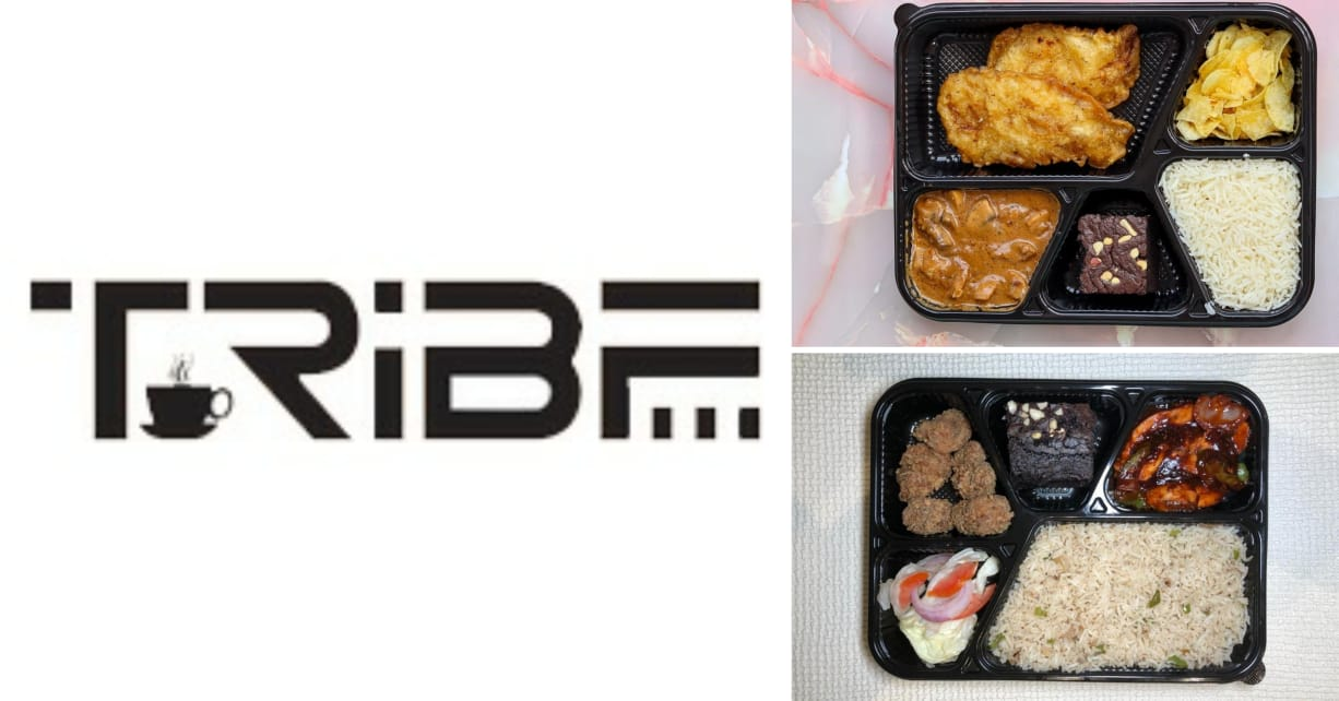 Satiate your taste buds with some appealing combo meals from TRIBE Cafe