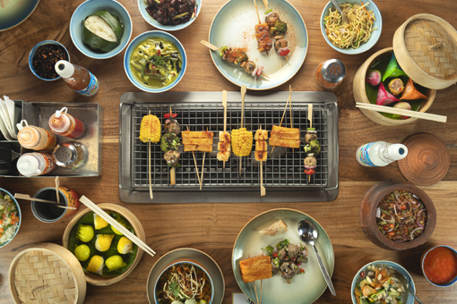 Everything Asian, Everything Unlimited at Asia! Asia! Asia!- Street BBQ & Buffet🍽️