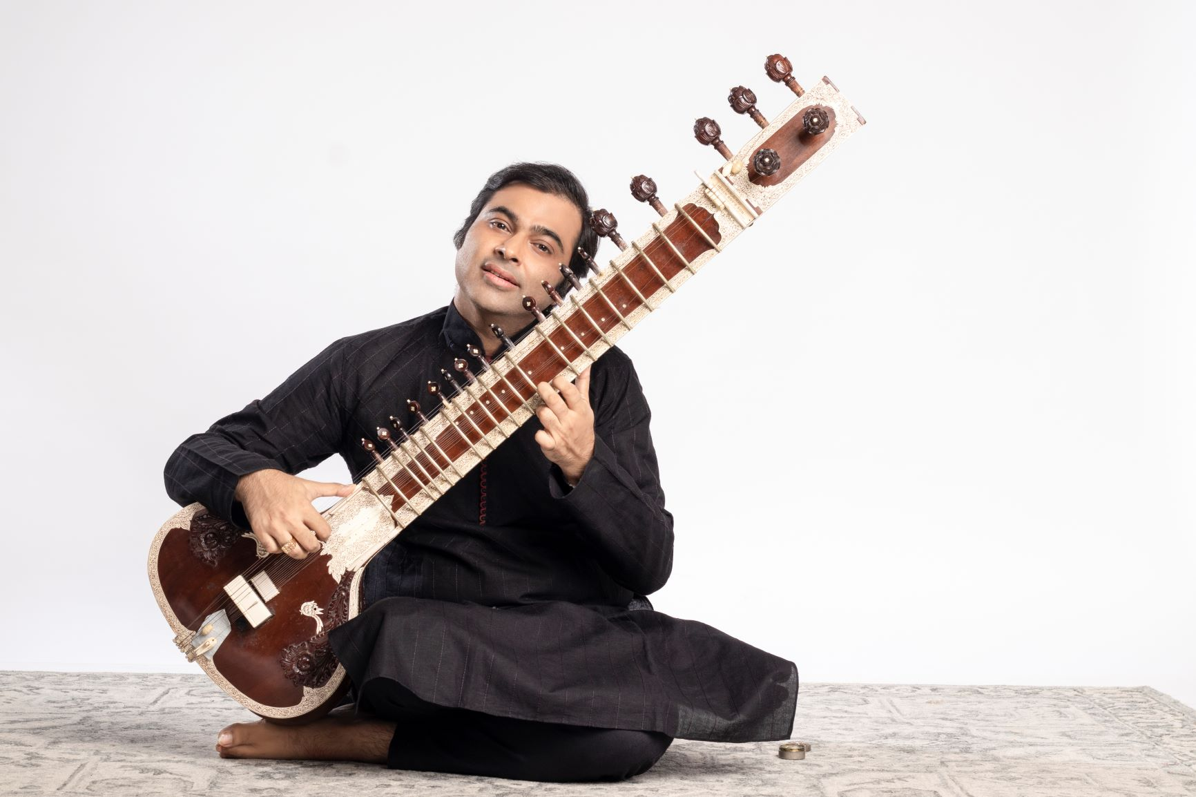 The first series of Musisodes will explore the scope of Indian classical music with sitar maestro Purbayan Chatterjee