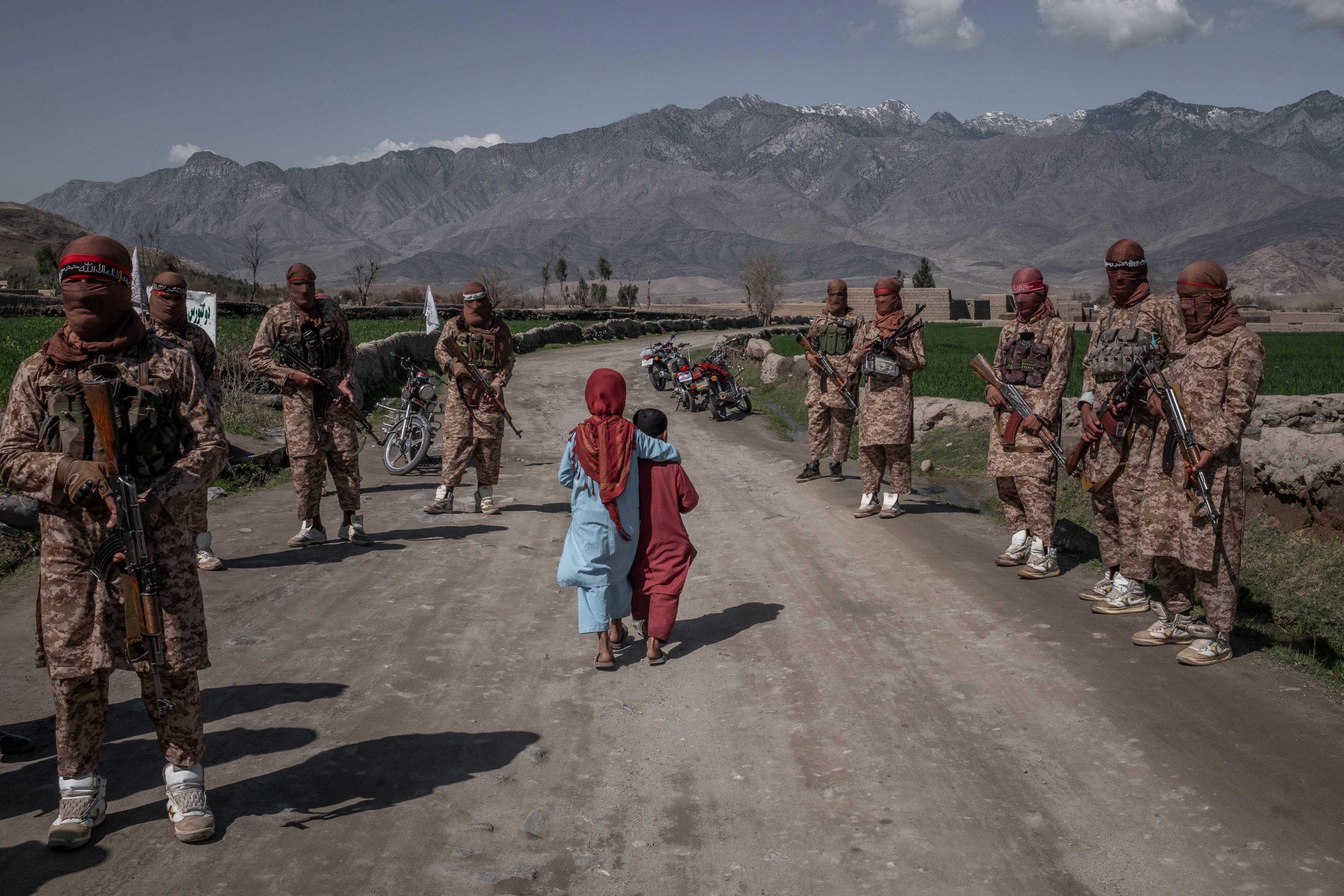 তালিবান মুক্ত আফগানিস্তানের ৩টি জেলা