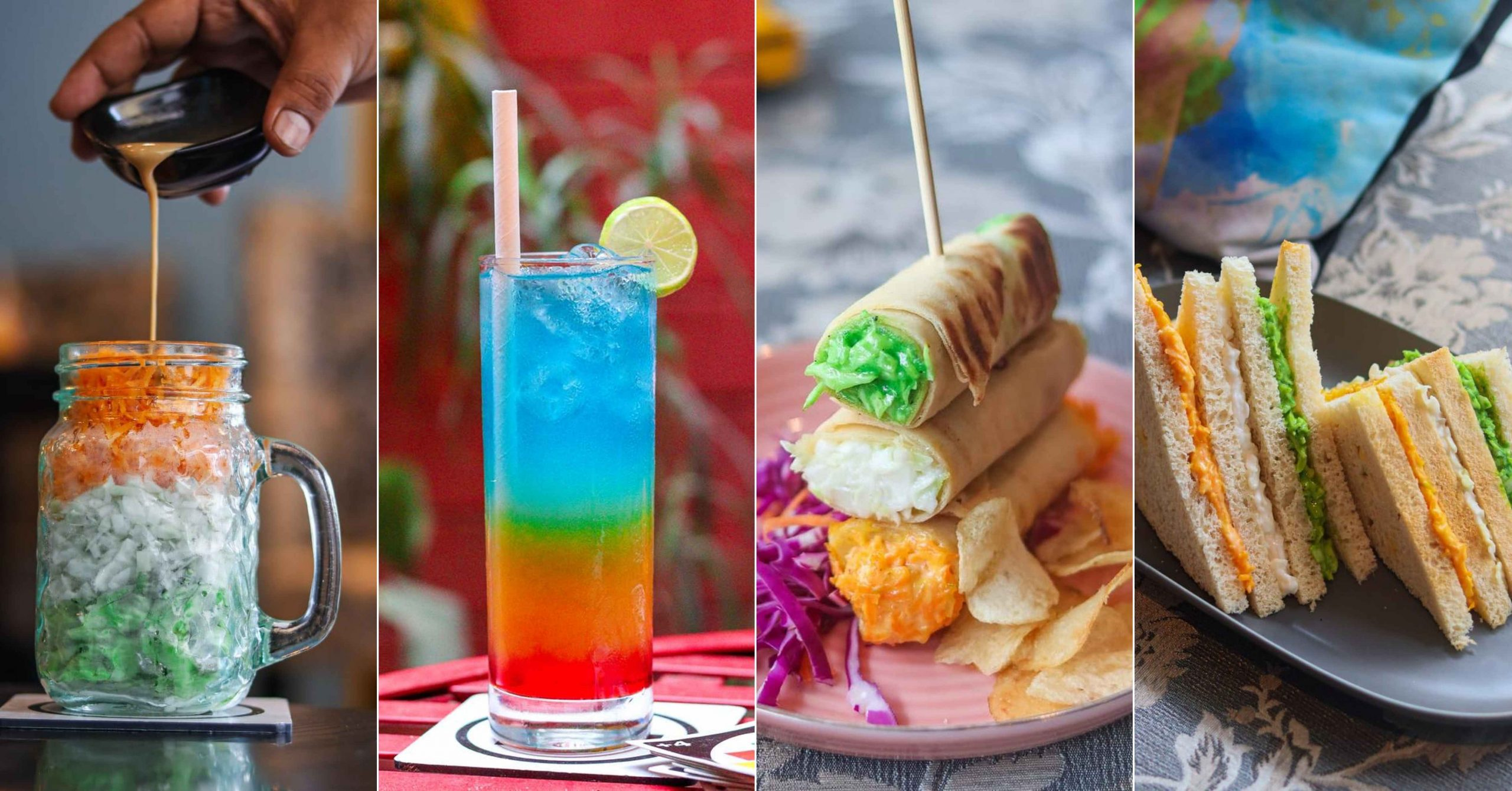Independence Day Offerings- TRIBE Cafe