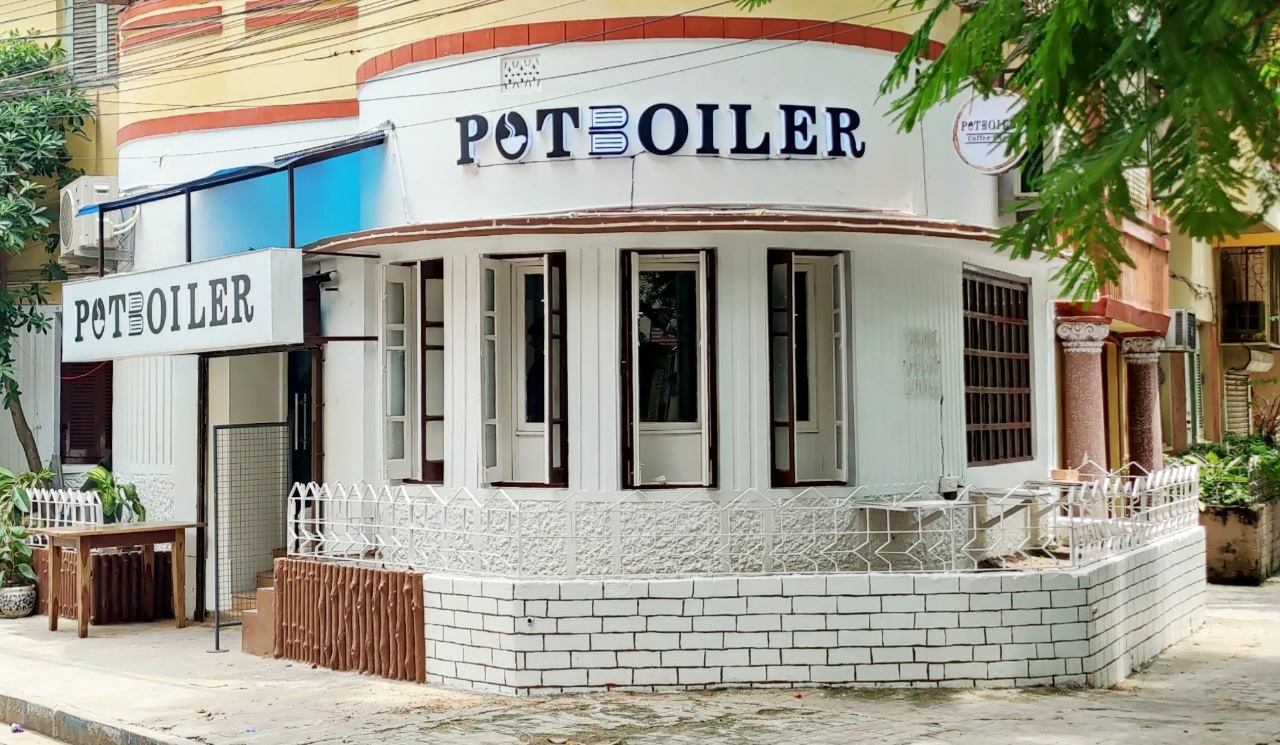 Kolkata's favorite coffee shop Potboiler Coffee House brewing new stories, at a new location
