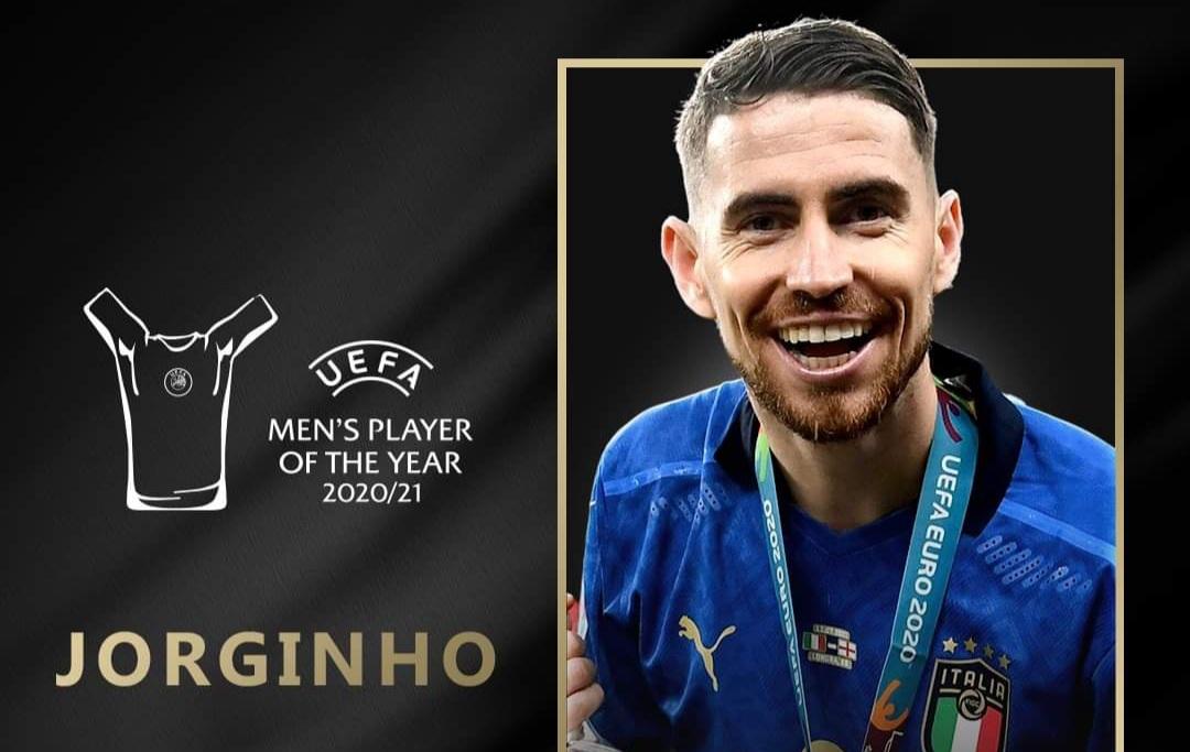 UEFA'র বর্ষসেরা পুরস্কারজয়ীরা