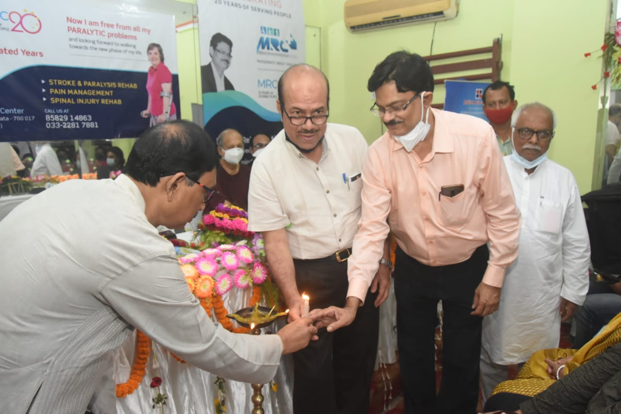 'Neuro Ortho Rehab' of Medical Rehabilitation Centre celebrates its path-breaking journey MRC is eastern India's first-of-its-kind privately run inpatient integrated rehab