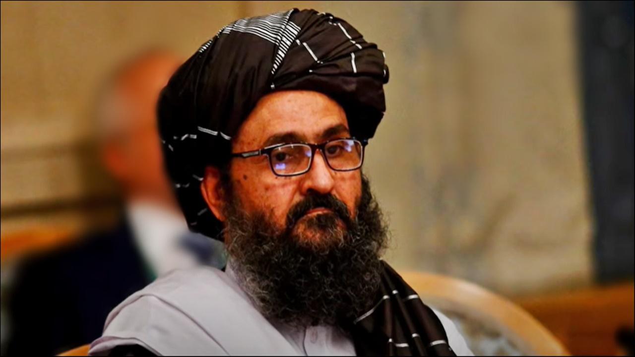 নতুন আফগানিস্তান সরকারের প্রধান  মোল্লা আবদুল গনি বরাদর