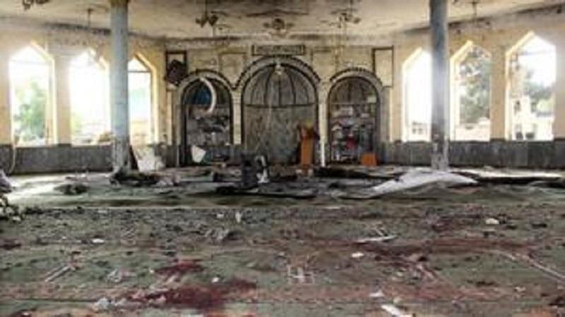 আফগানিস্তানের মসজিদে বোমা হামলা, নিহত অন্তত ৩২