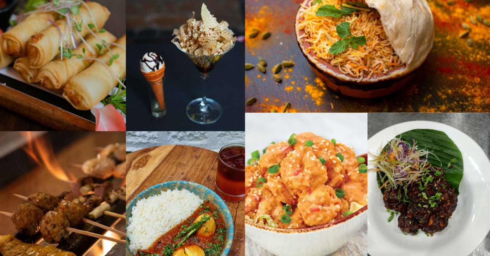 THE ULTIMATE FOOD DESTINATIONS TO DIG INTO THIS PUJA