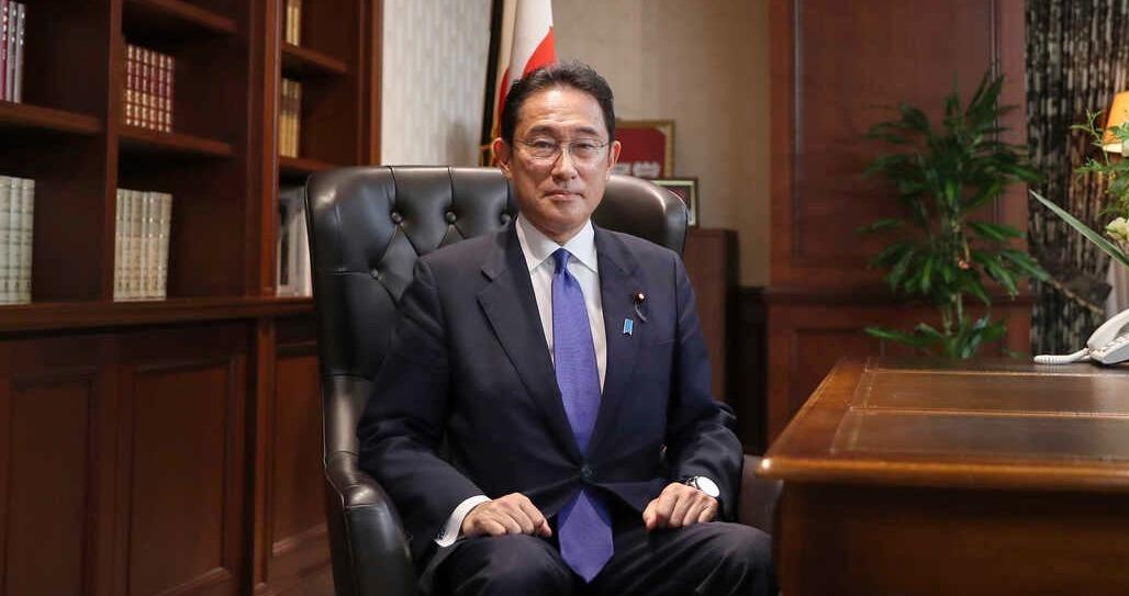 জাপানের নতুন প্রধানমন্ত্রী ফুমিও কিশিদা
