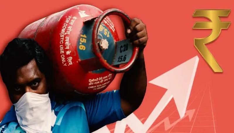 সিলিন্ডার প্রতি ₹১৫ বৃদ্ধি পেলো LPG গ্যাসের দাম