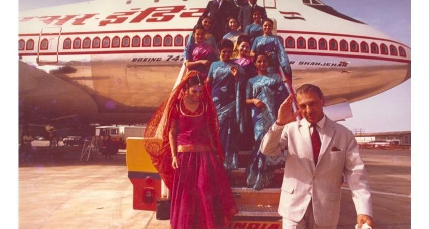 Welcome back, Air India ট্যুইট রতন টাটার